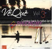 Ve Que - Coming Back To The Native Land Vol. 3